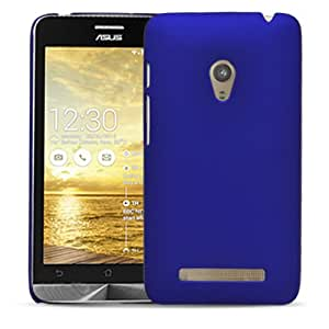 Wow Back Cover for Asus Zenfone 4 A450CG 4.5inch -Dark Blue-MTAZen4.5DBlue