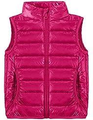 vlunt Niños chaqueta de plumón Invierno Chaqueta Abrigo Ligero duenn plumas Joven maedchen Down Jacket