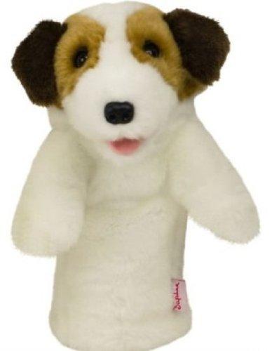 Daphne's Headcover/Schlägerhaube, Jack Russell Terrier