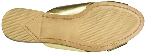 ALDO Cammila, Sandales Bout Ouvert Femme Or (82 Gold)
