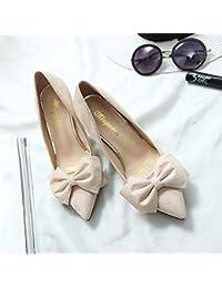 Amazon Con Para De Tacón Zapatos Te Mujer Y es rAwxnqERr