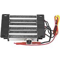 Calentador de aire de cerámica aislado PTC 600W 220V Calentador de aire de cerámica aislado PTC
