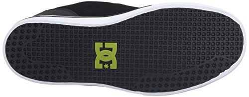 DC Herren Notch SD Skate-Schuhe Black/Lime