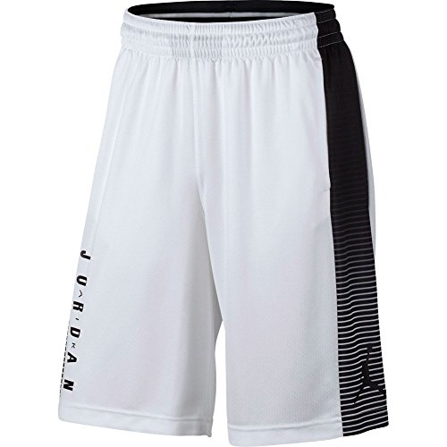 Jordan Shorts – Game Basketball weiß/schwarz Größe: XL (X-Large)