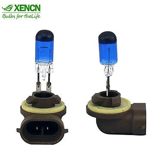 LBLI xencn 881 H27W 12v 27W 5300K blu diamante lampadine auto luce alogena sostituire fendinebbia aggiornamento yc575