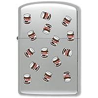 CSSaleStore Nutella 18x18 Square Decorative Throw Pillow Case Cushion Cover