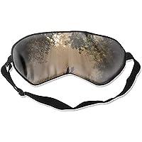 Seiden-Augenmaske, bequem, Schlafmaske, Tier-Hirsch-Sonnenstrahl preisvergleich bei billige-tabletten.eu