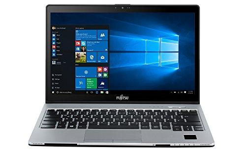 Fujitsu LIFEBOOK I7-6600U 13 FHD 20GB 512SSD W10P LTE TOUCH VFY:S9360M87BPDE 33,8 cm (13,3 Zoll) Laptop (Intel Core i7 6600U, 512GB RAM, 16GB HDD, Win 10 Pro) schwarz/silber