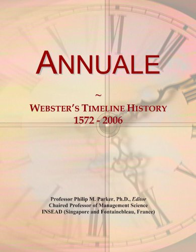 annuale-websters-timeline-history-1572-2006