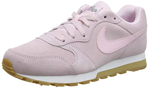 Nike Damen MD Runner 2 SE Laufschuhe, Pink Foam/Black 601, 40.5 EU