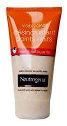 Neutrogena Visibly Clear Blackhead Eliminating Daily Scrub (150ml)