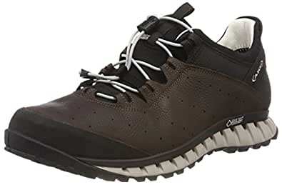 AKU Climatica NBK GTX, Chaussures de Randonnée Basses Mixte Adulte, Marron (Dark Brown 095), 46.5 EU