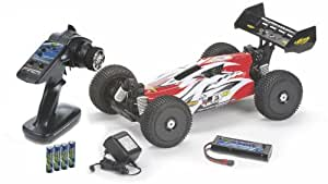 Carson 500404040 - 1:10 FY10 Destroyer Line Brushless 2S, 2.4 GHz 100% RTR