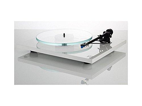 Rega Planar 3(Modelo 2016) High End–Tocadiscos con Rega Elys 2mm de pastilla, color blanco