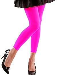 ee81bfd560f72 NET TOYS A Pair of Leggings 70 DEN from the 80s | Neon Tights for Ladies