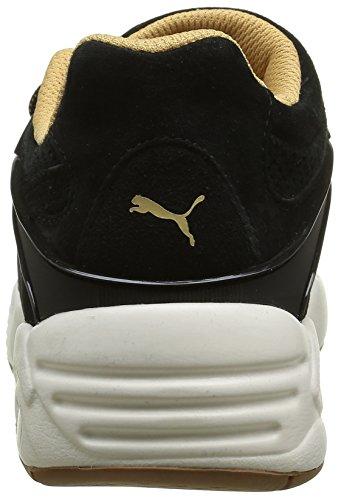 Puma Blaze Winterized, Baskets Basses Mixte Adulte Noir (Black/Whisper White)