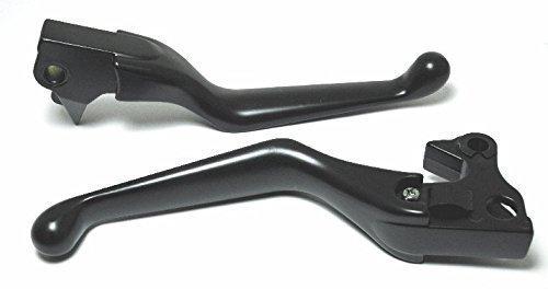 Handhebel Set Brems- Kupplungshebel schwarz für Harley Sportster XL 2004 - 2015