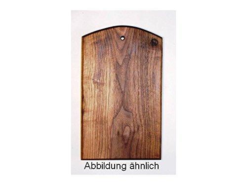 Wurstbrett/ Schneidebrett-Nussbaum ca. 37,0cm x 22,50cm x 3,0cm- massiv und handgefertigt aus der...