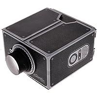 Silica DMJ171 - Proyector universal para Smartphone, color negro