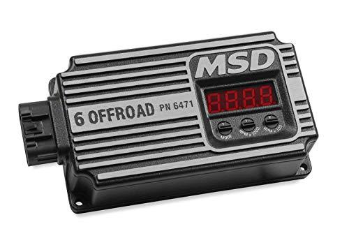 MSD Numérique 6 Offroad Allumage Pn: 6471