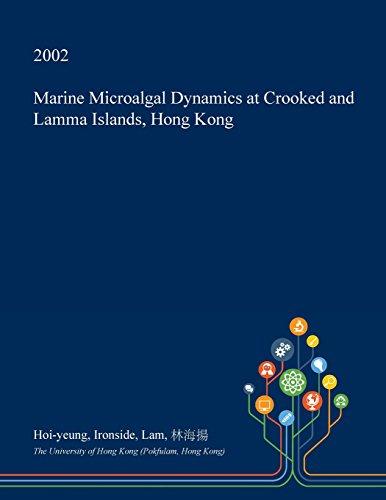 Marine Microalgal Dynamics at Crooked and Lamma Islands, Hong Kong -