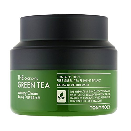 TONYMOLY The Chok Green Tea Moist Cream