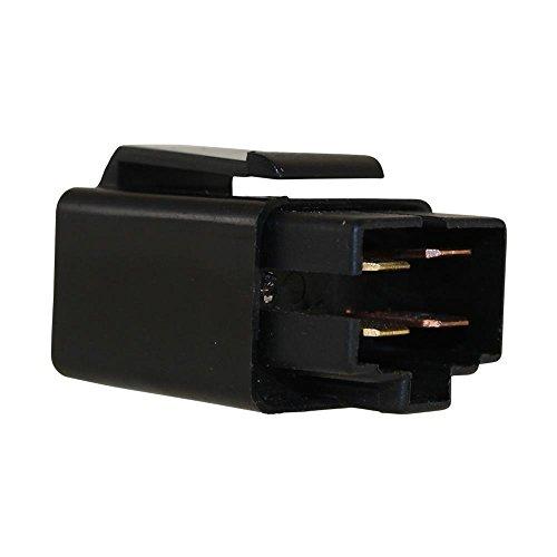 Starter/Anlasser Relais 12V 20A 4 Pins für 50ccm Roller