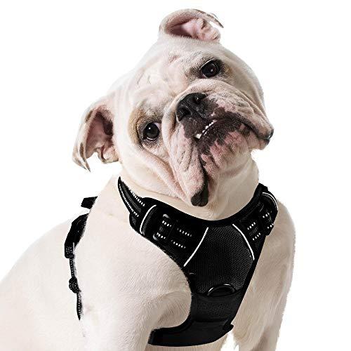 Eagloo Arnes Perro Antitirones Cómodo Chaleco Ajustable