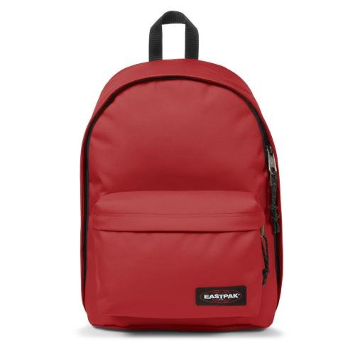 Eastpak Out of office Sac à dos - 27 L - Raw Red (Rouge)