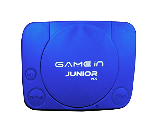 Mitashi Game In Junior NX Gaming Console-Blue