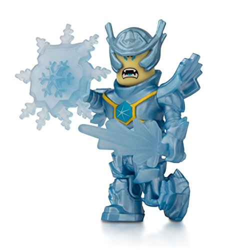 Roblox 10748 Frost Guard General Figure Playset