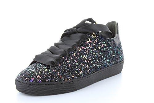 Högl Damen Sneaker multi Glitertex EU 36 (Womens Multi Kristall Perlen)