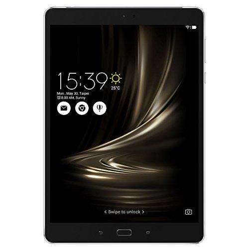 """Asus ZenPad 3S 10 Z500M-1H007A Tablette tactile 9.7"""" IPS Grise (MediaTek 8176, 4 Go de RAM, SSD 64 Go, Android Marshmallow 6.0)"""