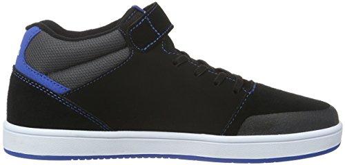 Etnies Kids Marana MT, Chaussures de Skateboard Mixte Enfant Noir (Black Blue Grey 588)
