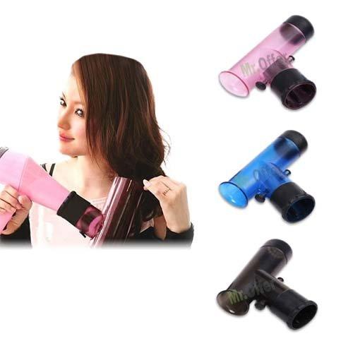 Diffusore air curler arricciacapelli per phon universale, self curler diffusori per phon ideale per arricciare i capelli corti e lunghi come dal parrucchiere.