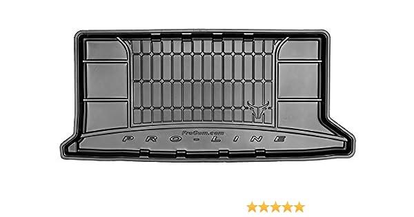 Kofferraumwanne Kofferraummatte passend für Ford Ka 2 2009-2014 Laderaumwanne