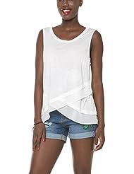 Desigual Carola, Camiseta Para Mujer