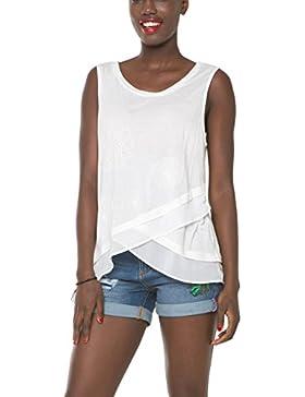 Desigual Carola - Camiseta Mujer