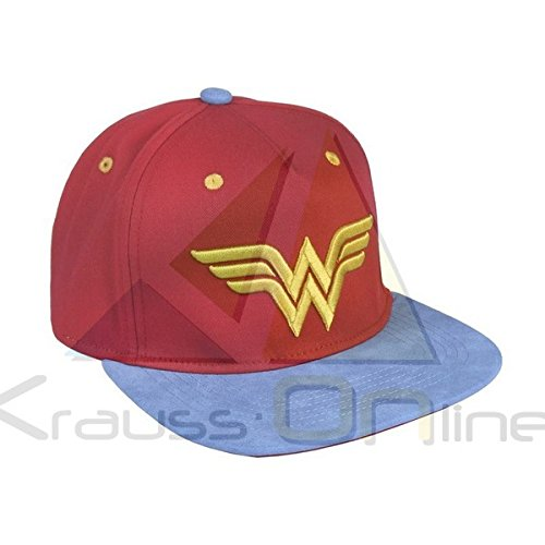 Gorra Infantil Wonder Woman 2886 (58 cm)