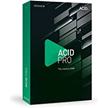 ACID Pro 8|Standard|1 Device|Perpetual License|PC|Disc