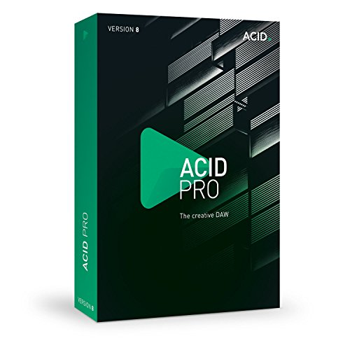 ACID Pro|8|1 Device|1 Year|PC|Disc|Disc