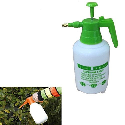 Sprühflasche Druck 2LT Pumpe Spray Zerstäuber Pflanzen Garten
