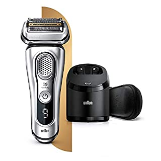 Braun Series 9 9390cc Latest Generation Electric Shaver, Clean and Charge Station, Leather Case, Silver (B07RRWXP1M) | Amazon price tracker / tracking, Amazon price history charts, Amazon price watches, Amazon price drop alerts