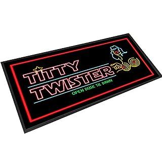 Artylicious Titty Twisters Barläufer Barmatte