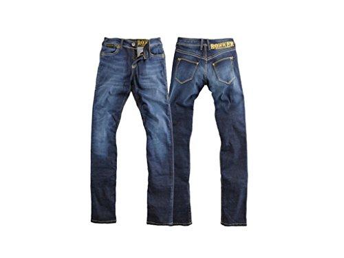 Rokker The Lady Motorrad Damen Jeans, 33/34