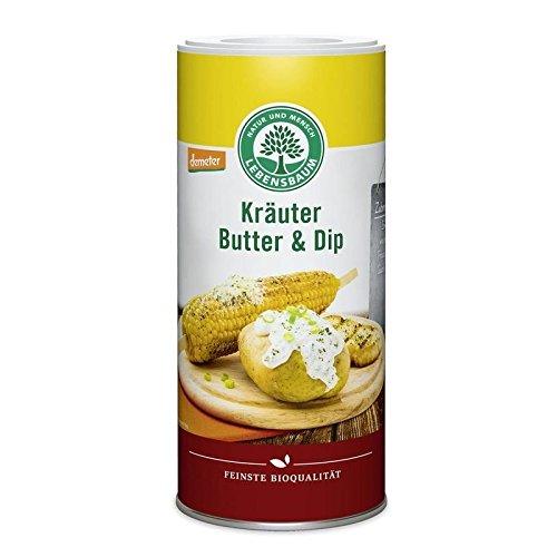 Lebensbaum Kräutermix für Butter & Dips (80 g) - Bio