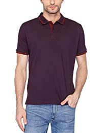STOP To Start Stop By Shoppers Stop Mens Solid Polo T-Shirt
