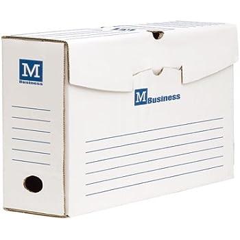 Majuscule-boite A Archive 34x25 Dos 25cm - Paquet De 10 [Fournitures de bureau]