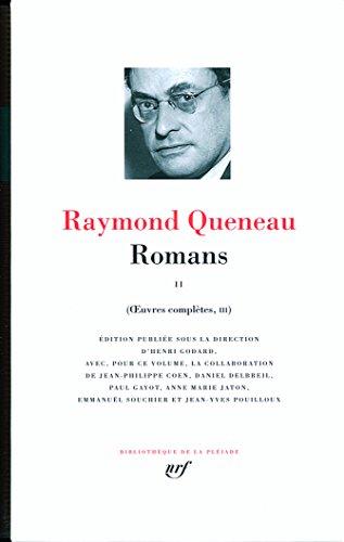 Œuvres complètes, II, III:Romans (Tome 2)
