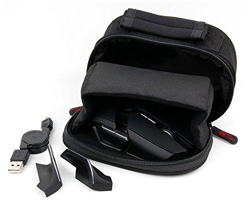 Tasche mit Griff für Razer Ouroboros | Taipan | Orochi | Naga...